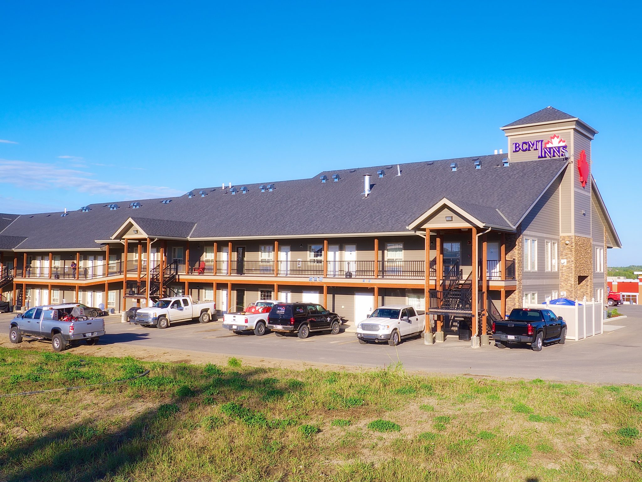 Hotels In Lac La Biche, AB | Online Reservations (BCMInns)