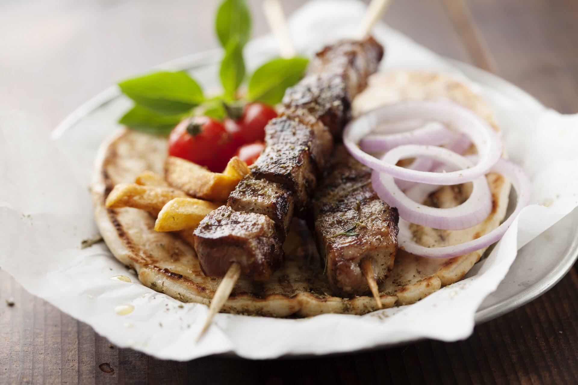Greek food in Lloydminster